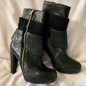 Loeffler Randall Lucy Layered Boots